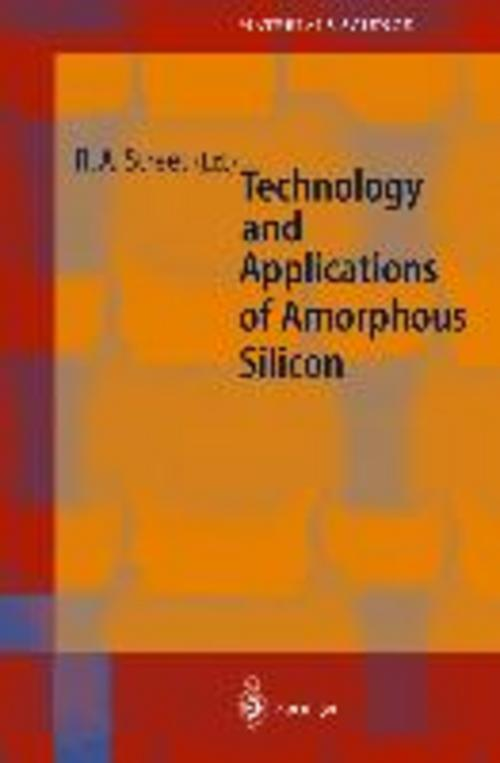 Robert A. Street / Technology and Applications of Amorphous  ... 9783540657149