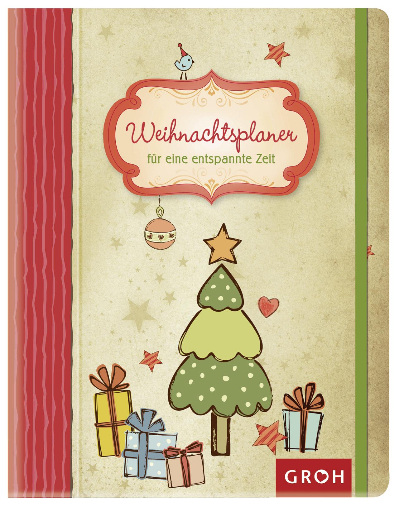 Weihnachtsplaner für eine entspannte Zeit Joachim Groh