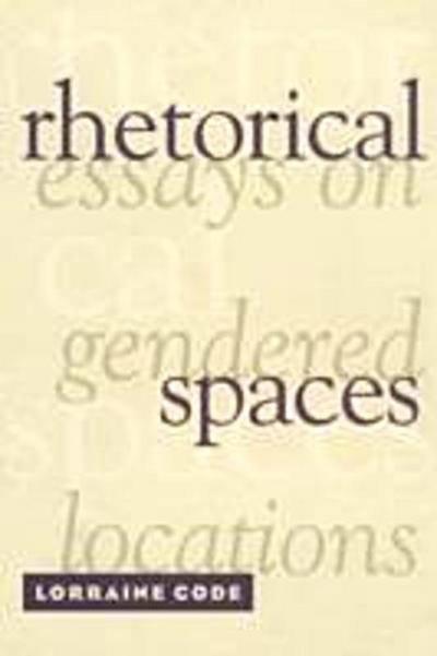 Rhetorical Spaces