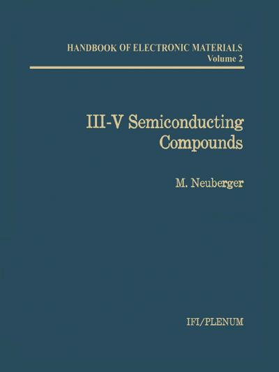 III-V Semiconducting Compounds