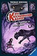 Die Knickerbocker-Bande, Band 3: Der Panther im Nebelwald