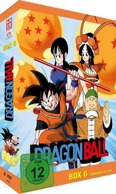 Dragonball - die TV-Serie - Box 6