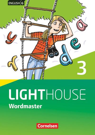 English G LIGHTHOUSE 3: 7. Schuljahr. Wordmaster