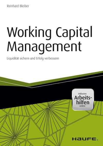 Working Capital Management - inkl. Arbeitshilfen online