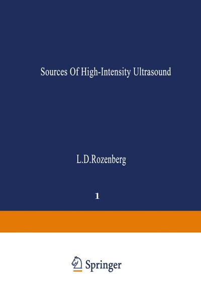 Sources of High-Intensity Ultrasound