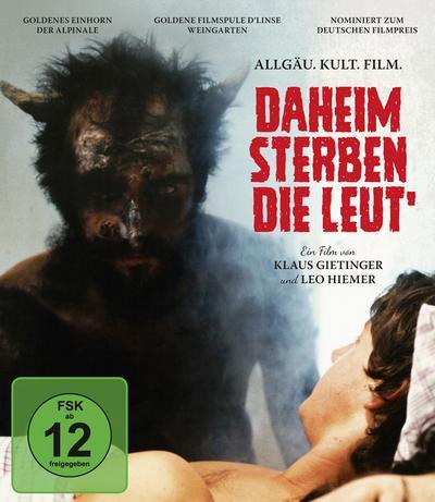 Daheim sterben die Leut' [Blu-ray]