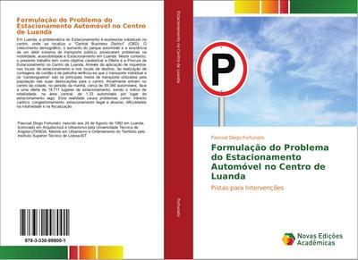 Formulação do Problema do Estacionamento Automóvel no Centro de Luanda
