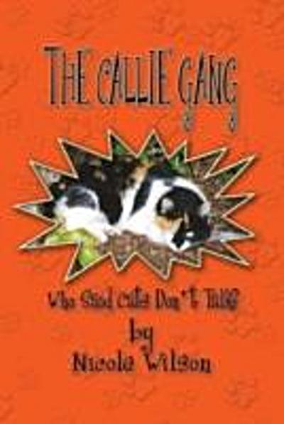 Callie Gang~Who said cats don't talk