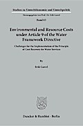 Environmental and Resource Costs under Articl ...