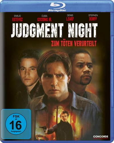 Judgment Night - zum Töten verurteilt!