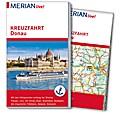 MERIAN live! Reiseführer Kreuzfahrt Donau; Mit Kartenatlas im Buch und Extra-Karte zum Herausnehmen; MERIAN live; Deutsch