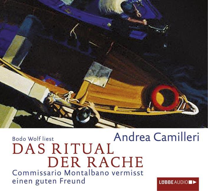 NEU Das Ritual der Rache Andrea Camilleri 745076