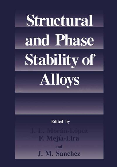 Structural and Phase Stability of Alloys