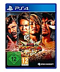 Fire Pro Wrestling World (PlayStation PS4)