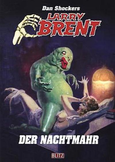 Dan Shockers Larry Brent - Der Nachtmahr