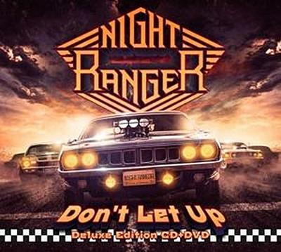 Don't Let Up (Deluxe Edition Digipak)