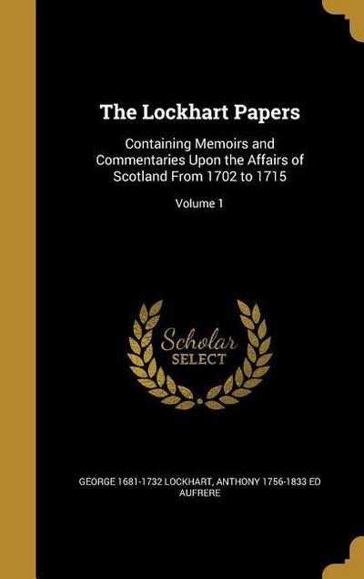 LOCKHART PAPERS