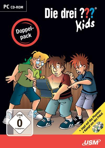 Die drei ??? Kids Doppelpack