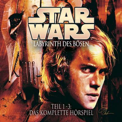 Star Wars, Labyrinth des Bösen, 3 Audio-CDs