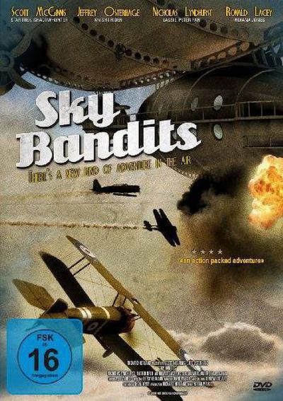Sky Bandits - Alive - Vertrieb Und Marketing, DVD - DVD, Englisch  Deutsch, Zoran Perisic, Großbritannien, Großbritannien