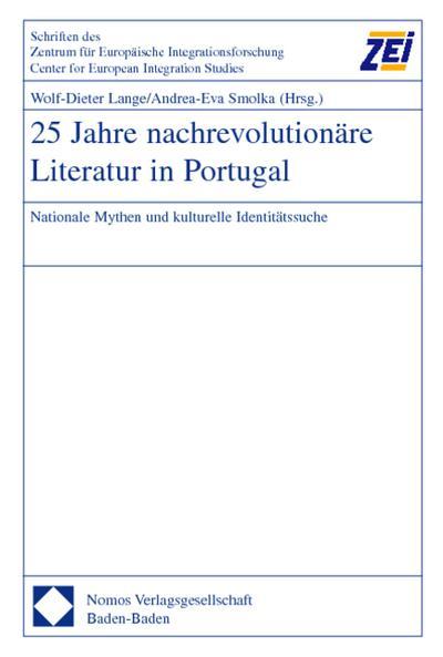 25 Jahre nachrevolutionäre Literatur in Portugal
