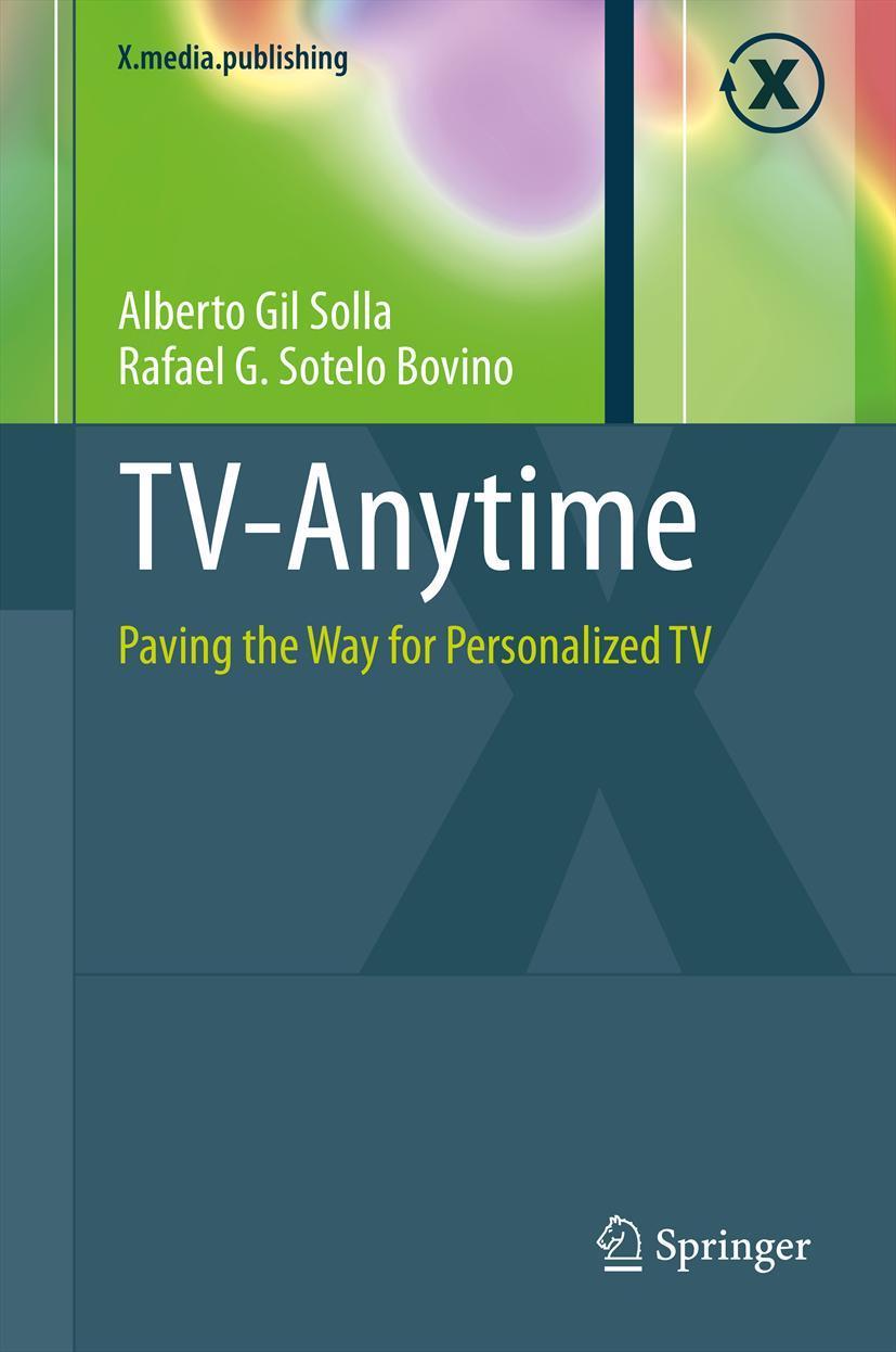 TV-Anytime Alberto Gil Solla