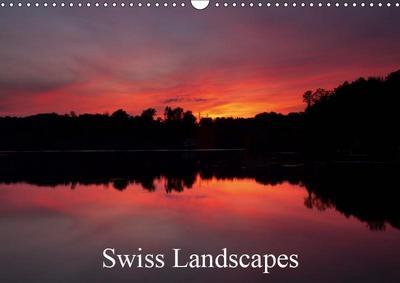 Swiss Landscapes (Wall Calendar 2019 DIN A3 Landscape)