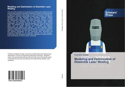 Modeling and Optimization of Dissimilar Laser Welding