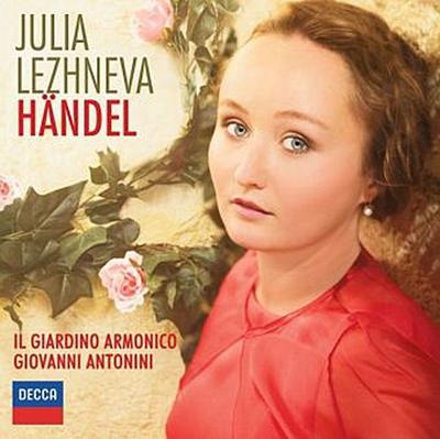 Julia Lezhneva - Händel, 1 Audio-CD
