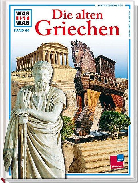 Gerhard Fink ~ Was ist was, Band 064: Die alten Griechen 9783788604042