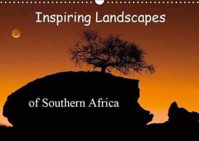 Inspiring Landscapes of Southern Africa (Wall Calendar 2019 DIN A3 Landscape)