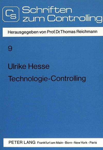 Technologie-Controlling