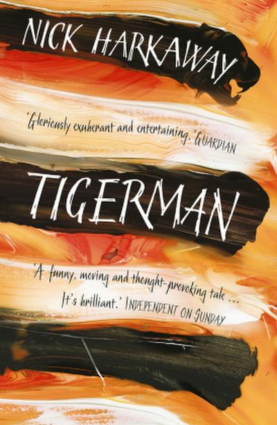 Tigerman, English edition