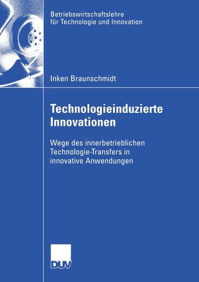 Technologieinduzierte Innovationen