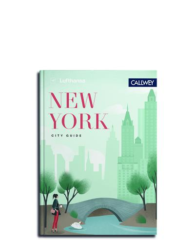 Lufthansa City Guide - New York
