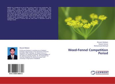 Weed-Fennel Competition Period