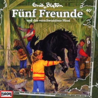 Fünf Freunde 040: ... und das verschwundene Pferd