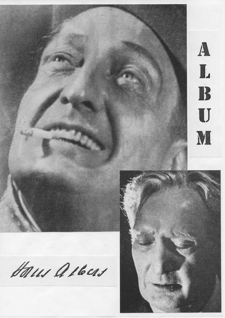 Hans Albers Album, Wolfgang Behnsen
