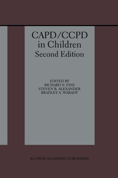 CAPD/CCPD in Children