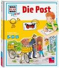 Was ist was junior, Band 15: Die Post; WAS IST WAS Junior Sachbuch; Ill. v. Pohl, Daniela; Deutsch