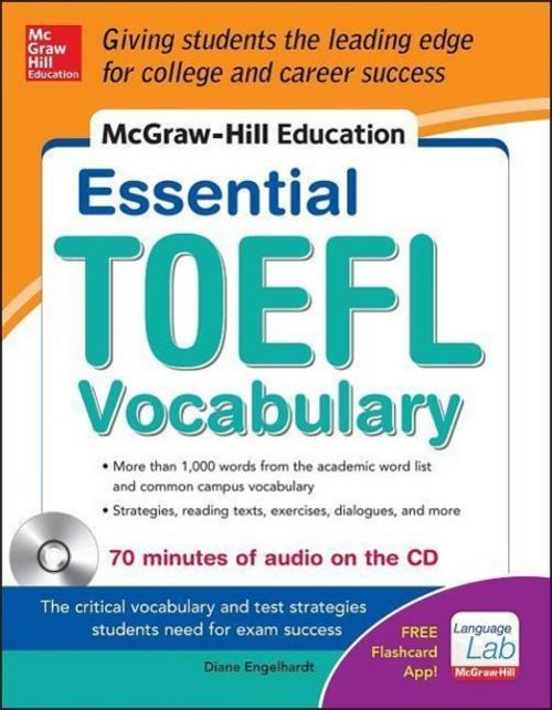 McGraw-Hill Education Essential Vocabulary for the TOEFL® Test with Audio D ...