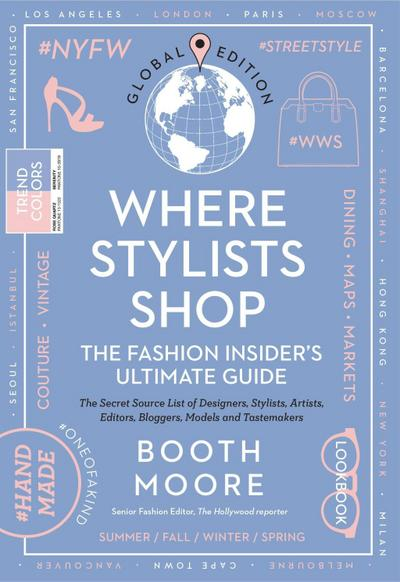 Where Stylists* Shop