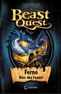 Beast Quest 01. Ferno, Herr des Feuers