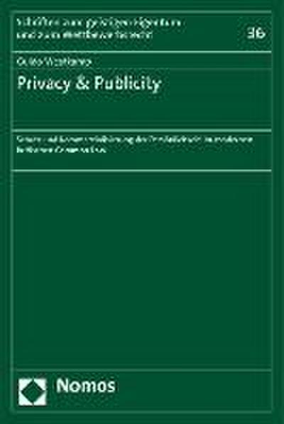 Privacy & Publicity