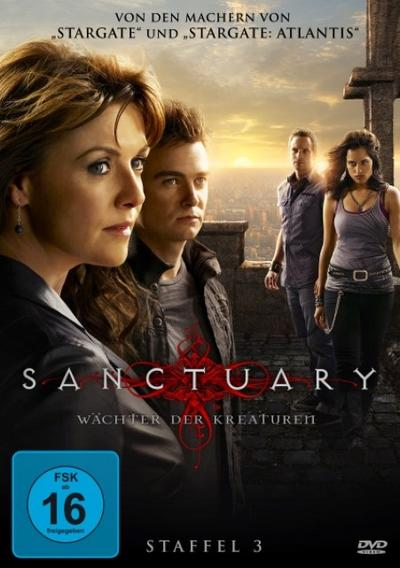 Sanctuary - Wächter der Kreaturen - Staffel 3