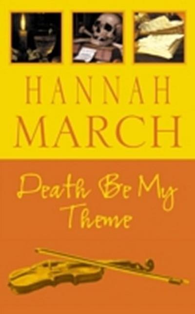 Death be my Theme (Robert Fairfax 4)