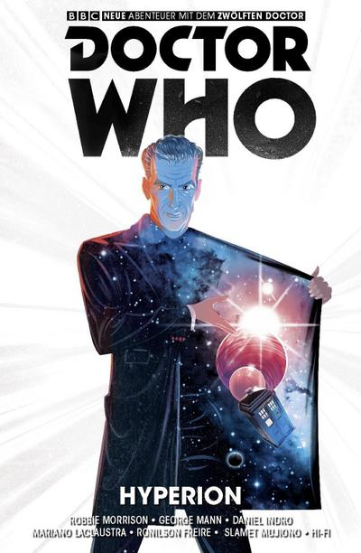 Doctor Who: Der zwölfte Doctor 03 - Hyperion