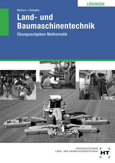 Land- und Baumaschinentechnik. Lösungen