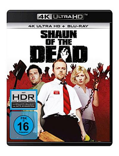 Shaun of the Dead 4K, 2 UHD-Blu-ray