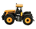 JCB 3230 Fastrac Tractor with yellow wheels